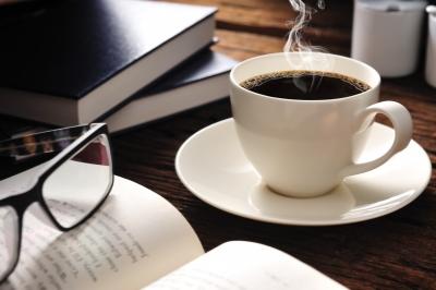 Für viele gehört der Kaffee zum Lernen dazu