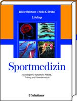 Sportmedizin (Schattauer) von Hollmann und Strüder