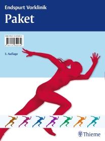Das Lernpaket Endspurt Vorklinik in der 3. Auflage