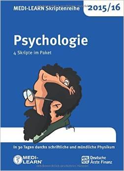 MEDI-LEARN Skriptenreihe Psychologie 2015/2016
