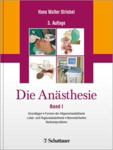 """""""Die Anästhesie Band 1 und 2"""" von Hans-Walter Striebel"""