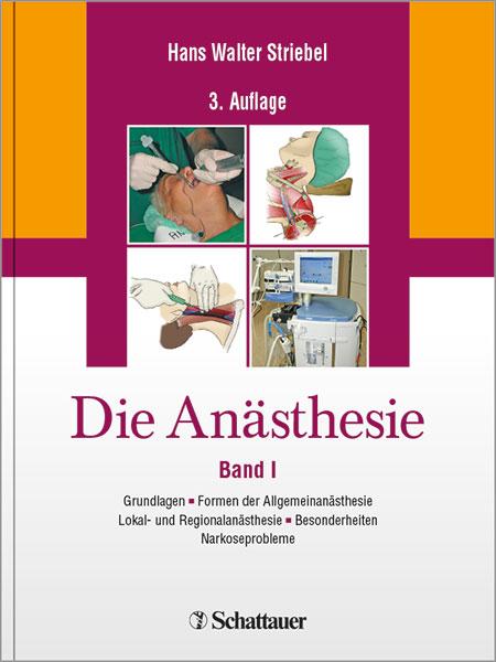 Die Anästhesie Band 1 und 2