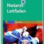 Das Buch Notarzt-Leitfaden von Elsevier.