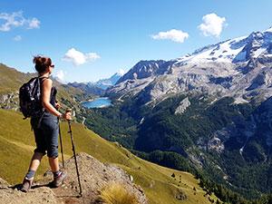 Wer ein Ziel hat, kann es leichter im Auge behalten. Das gilt für das Bergsteigen genauso wie für die Erstellung einer Promotion.